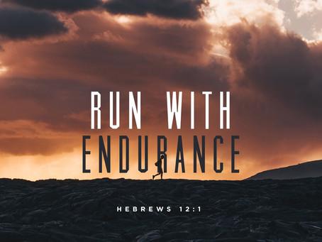 March 16 - Hebrews 12