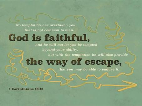 1 Corinthians 10 Reading Guide