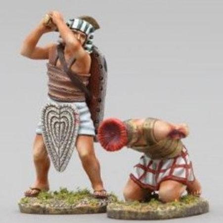 THOMAS GUNN - Rèf EGYPT002 ET 003 - LE BOURREAU ET ET LE ROI DU PEUPLE DES MERS
