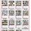 "Thumbnail: ""LES CAHIERS DES FIGURINES EN METAL"" CAHIER 9 - 1930-1955 - FIGURINES MODERNES"