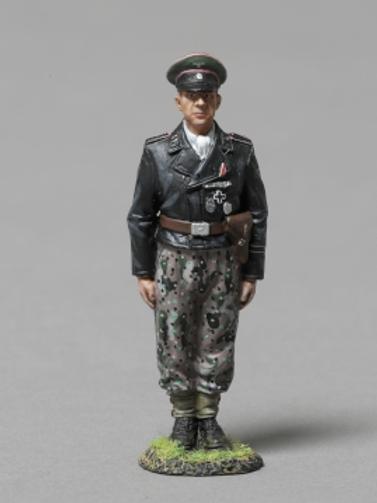 THOMAS GUNN - Rèf SS077A -  OFFICIER DE PANZER