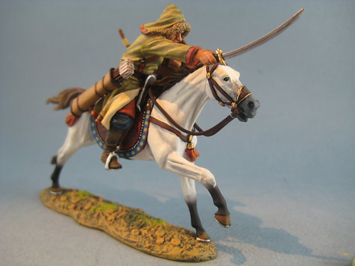 TEAM MINIATURES -REF MGL6009- MONGOL CHARGEANT AVEC SABRE 3