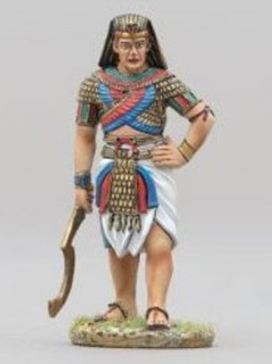 THOMAS GUNN - Rèf EGYPT001- LE PHARAON RAMSES II
