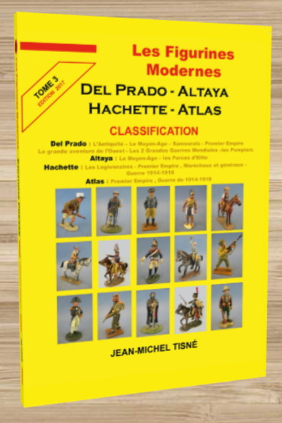 """Les figurines Modernes Edition Presse"" - format 21x29,7,"