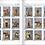 """Thumbnail: """"LES CAHIERS DES FIGURINES EN METAL""""CAHIER 1- ANTIQUITE -MOYEN AGE - 165 pages"""