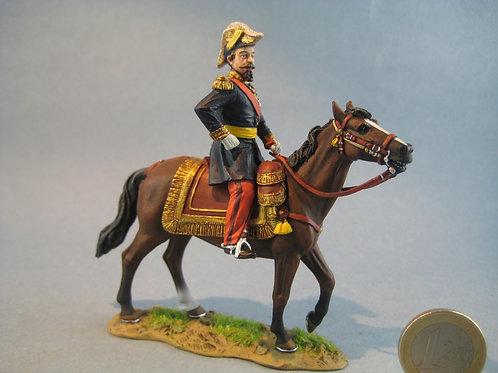 TEAM MINIATURES -REF PFW-F6012-Napoléon III à cheval