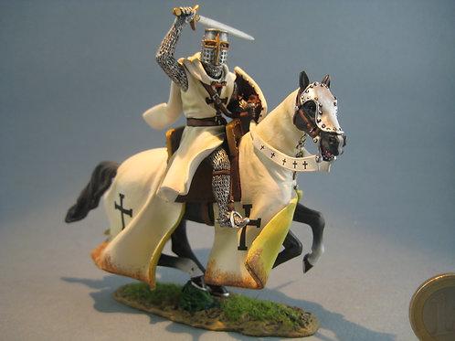 TEAM MINIATURES -REF BOL6004-Chevalier Teuton  chargeant avec épée