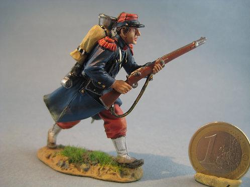 TEAM MINIATURES -REF PFW-F6004 -Guerre de 70- Infanterie à l'assaut