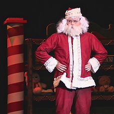 Santa - Elf Jr costume set rental
