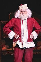 Santa - Elf Jr costume set rental