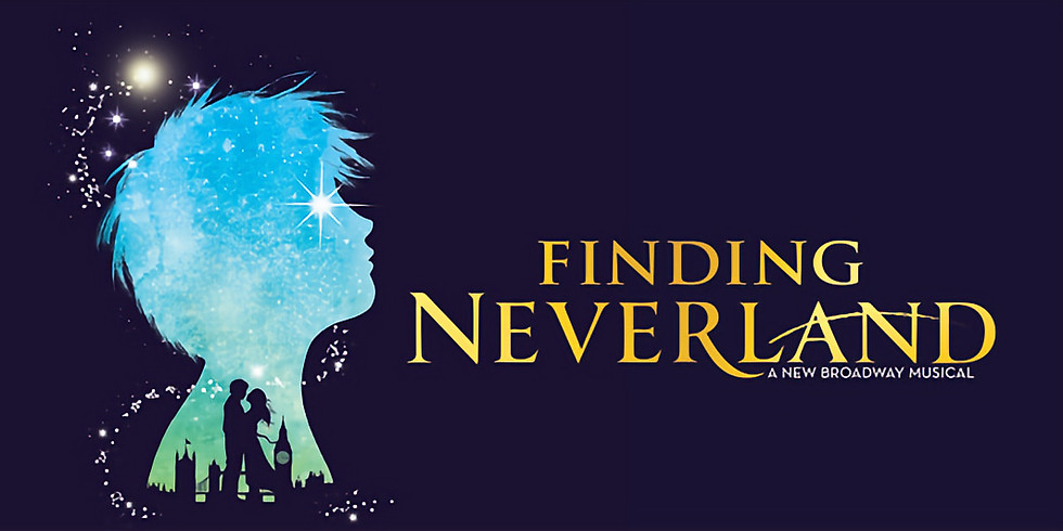 """Treehouse trip to """"Finding Neverland"""" - Section D seating"""