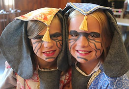 Jungle Book KIDS elephants costume set rental