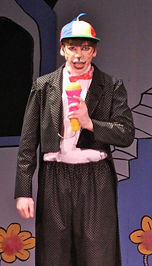 Seussical Jr costume set rental