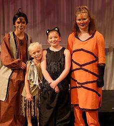 The Jungle Book KIDS costume set rental