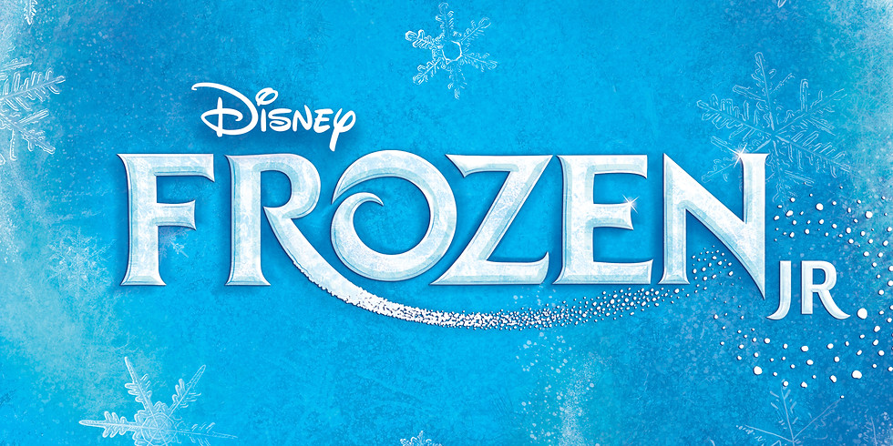Frozen JR - Saturday, Dec. 7