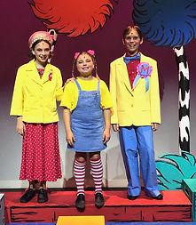 Seussical KIDS costume set rental