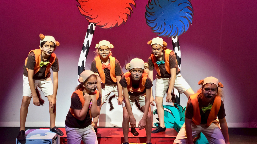 Wickersham Bros in Seussical KIDS