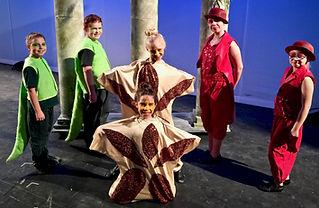 Sea Creaturs Little Mermaid Jr costume set rental