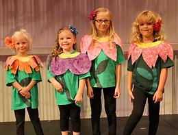 Flowers Jungle Book KIDS costume set rental