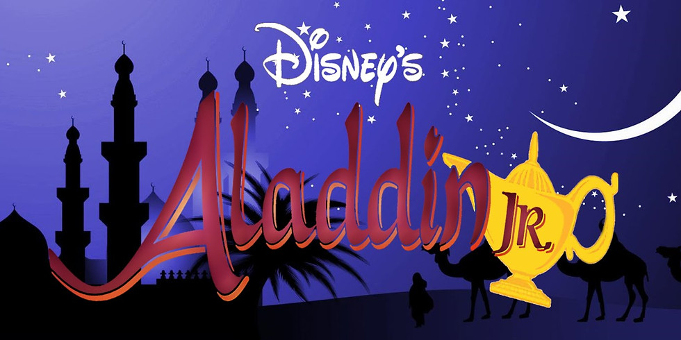 Treehouse Theater presents Aladdin Jr
