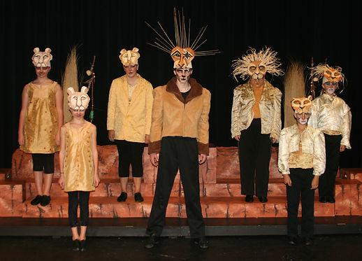 The Lion King KIDS lion skar simba nala costume set rental
