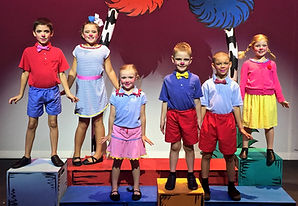 Seussical KIDS, Seussical Jr, Whos, costume set rental