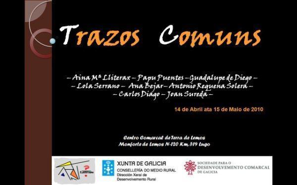 Invitación Exposición Lugo