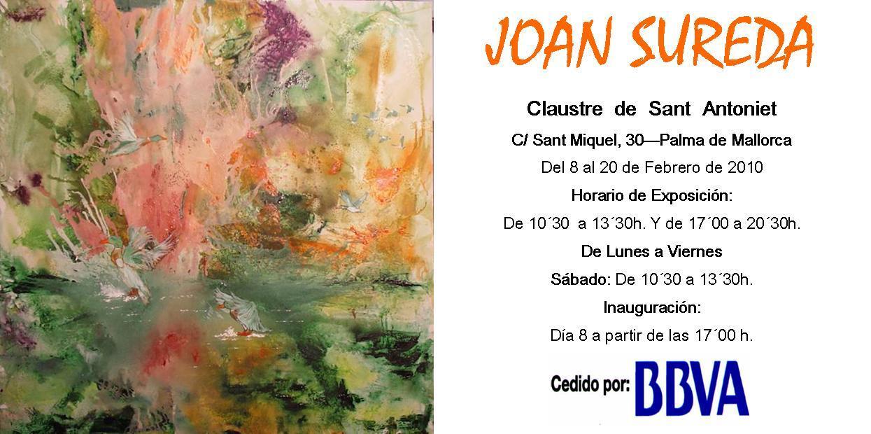 Exposicion Claustre Sant Antoniet