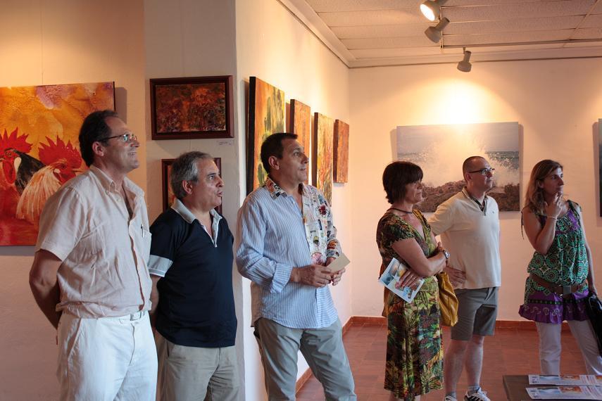 Exposición Binissalem - Mallorca