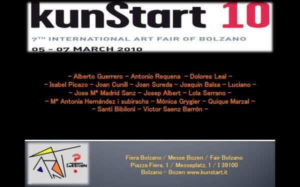 Invitación Exposición Bolzano Italia