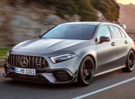 Mercedes-AMG A45 S : Perfectionnisme