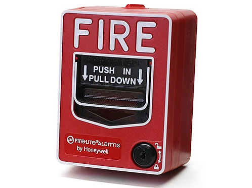 BG-12LO - FireLite Outdoor Fire Alarm Pull Station