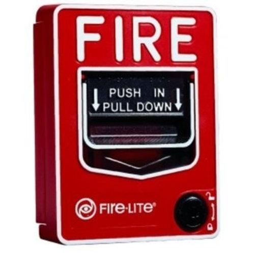 Fire-Lite Bg12Lx Addressable Pull Station