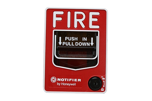Notifier Nbg-12lx Fire Alarm Pull Station