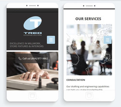 Treo // Mobile site