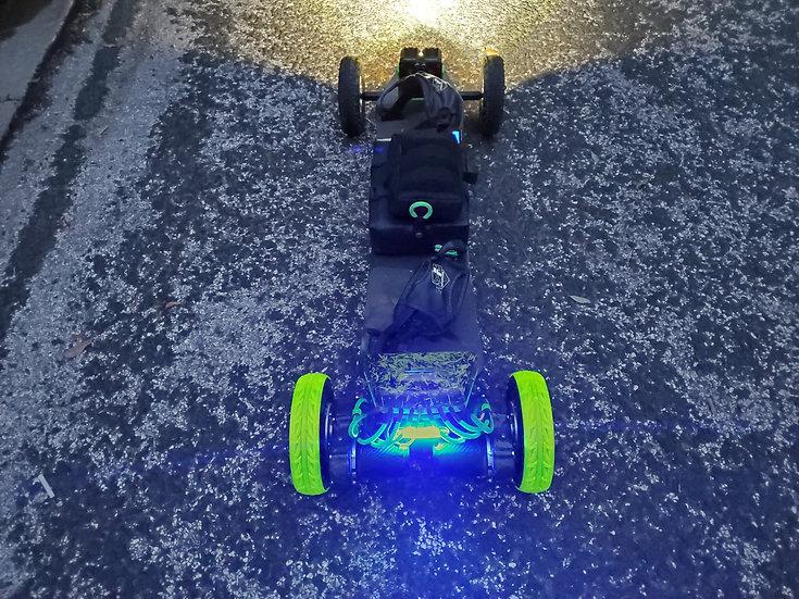 Momentum Boards Zero Run Flat 8inch Tire