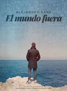 El mundo fuera. Alejandro Sanz.