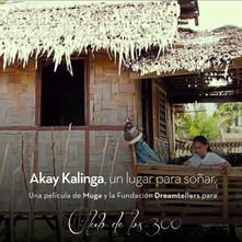 Akay Kalinga. Un lugar para soñar.