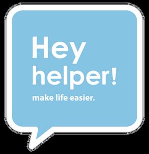 Hey Helper : Press Release