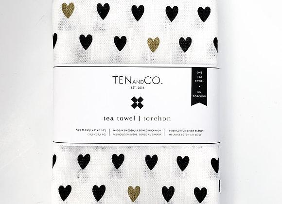 Ten and Co Tea Towel