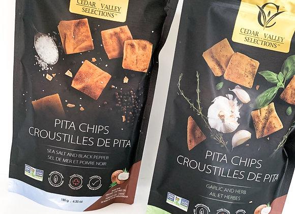 Cedar Valley Pita Chips