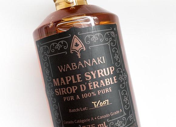 Wabanaki Traditional Maple Syrup