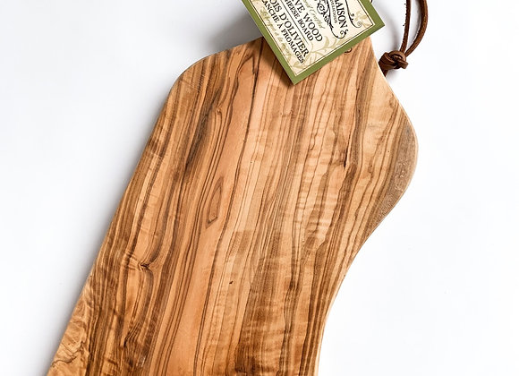 OliveWood Cheese Board