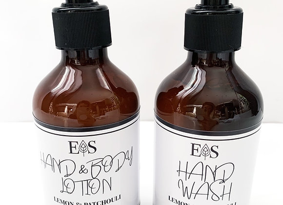 Hand and Body Lotion/ Hand Wash