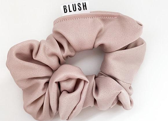 Blush Hair Scrunchie