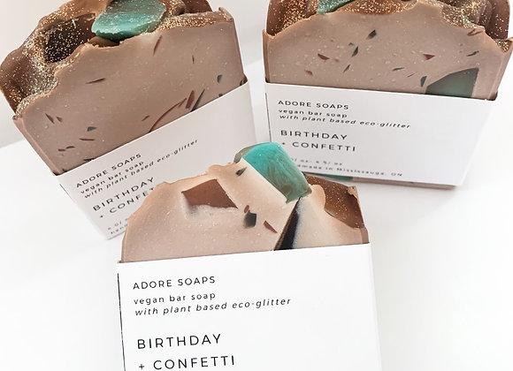 """Adore Soap """"Birthday Confetti"""""""
