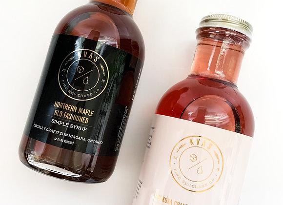 Kvas Simple Syrups