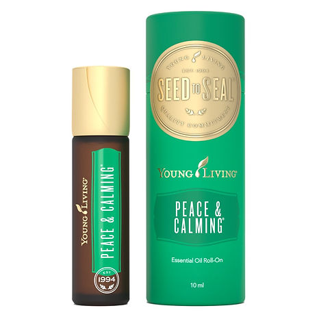 Peace & Calming Roll on ideal bei Stress und Meditationen Aschach an der Donau von Young Living