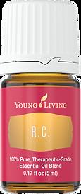 ätherisches Öl RC für Atmungssystem