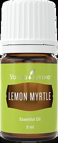 Zitronen Myrtle ätherisches Öl fördert einen klaren Geist Young Living